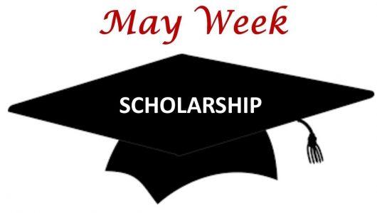 Scholarship May Week Graphic
